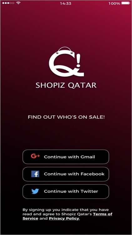 Shopiz Qatar screenshot-0