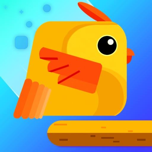 Bounce Bird: Flip Wings Clash iOS App