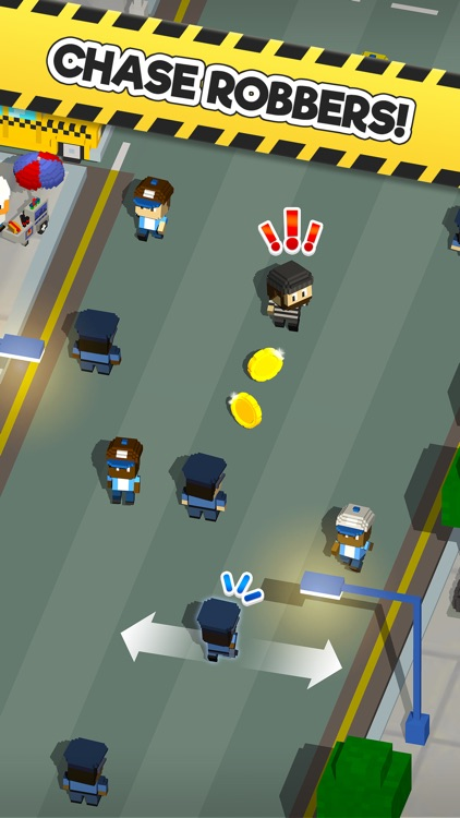Blocky Cops screenshot-0