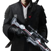 SQUARE ENIX INC - ヒットマン スナイパー (Hitman Sniper) artwork