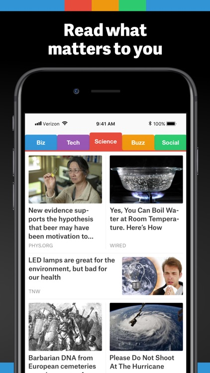 SmartNews Local Breaking News screenshot-7