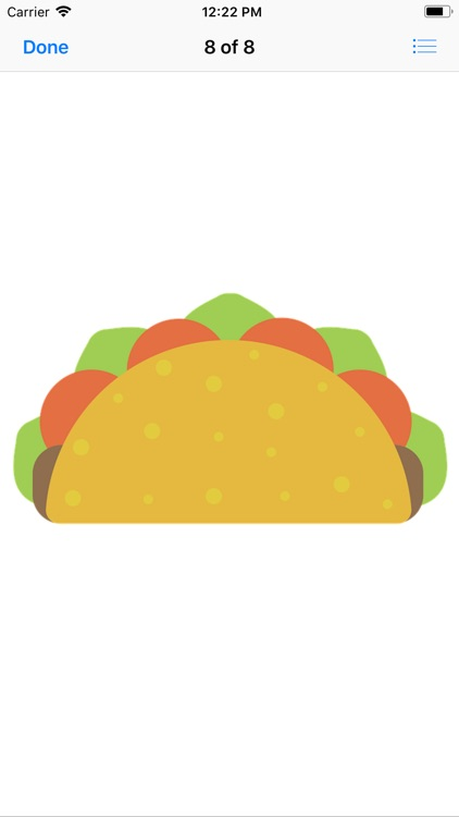Tasty Taco Stickers screenshot-8