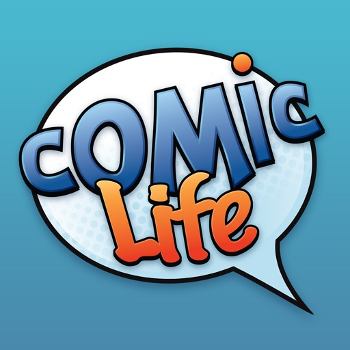 Comic Life 3 iOS App