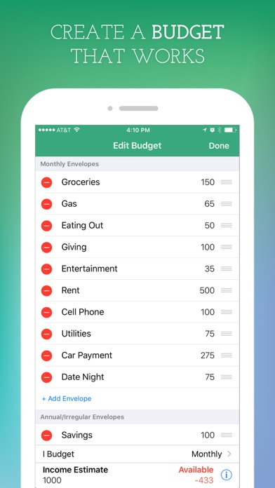 goodbudget budget planner revenue download estimates apple app
