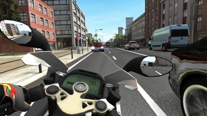 Racing Fever: MotoScreenshot von 5
