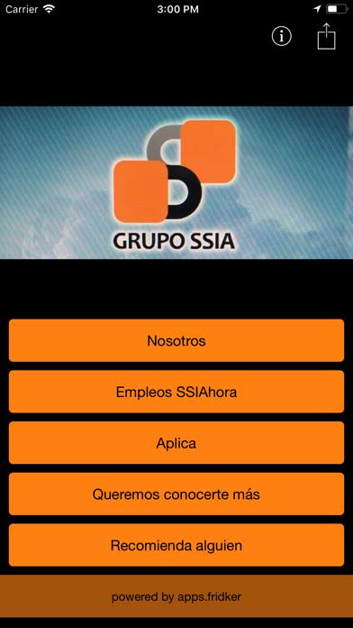 点击获取Empleos SSIAhora