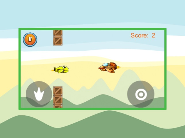 Aero Fish Screenshot