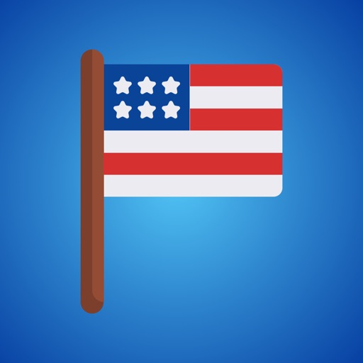 Best USA Stickers icon