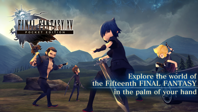 download FINALFANTASY XV POCKET EDITION for PC