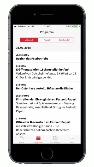 Nürnberger VolksfestScreenshot von 2