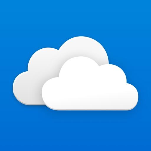 Microsoft OneDrive iOS App