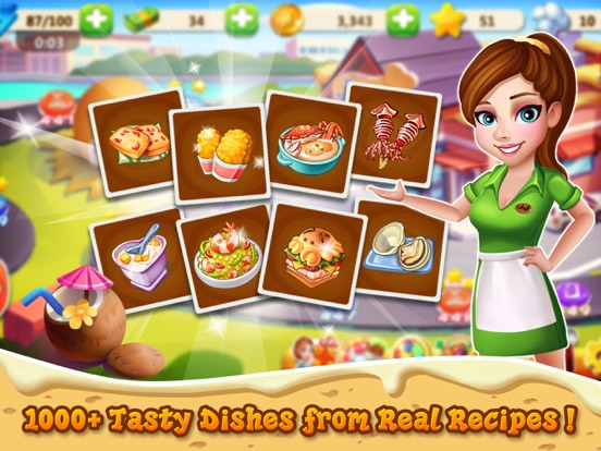 Rising Super Chef 2 для iPad