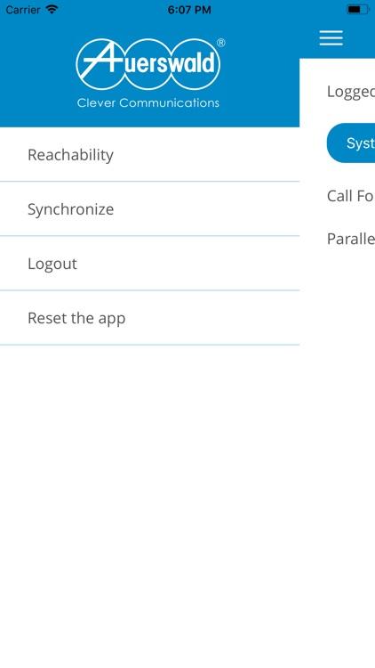 COMfortel Mobile Business screenshot-3