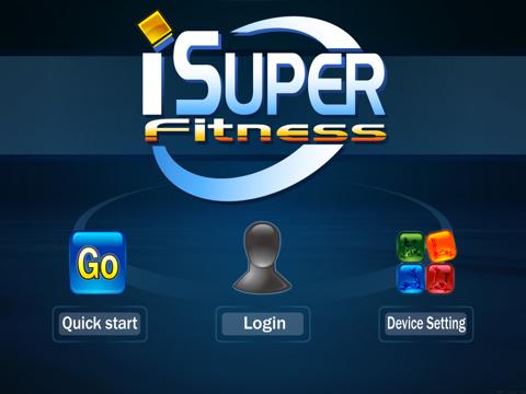 iSuper Fitness - náhled