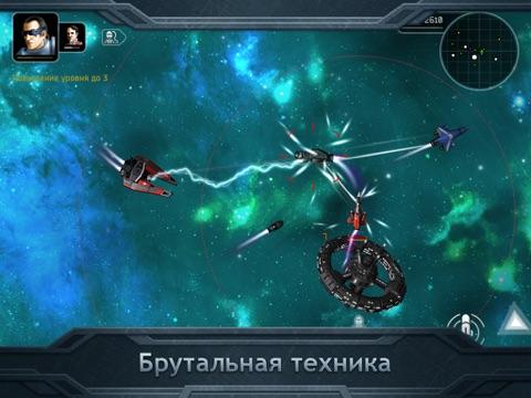 Plancon: Space Conflict Sim для iPad