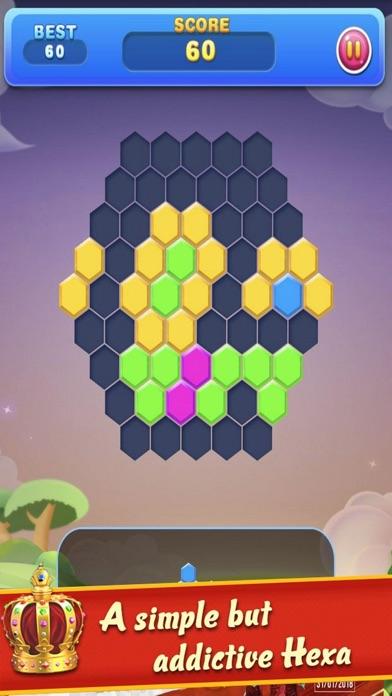 Hexa Match Quest Fun screenshot two