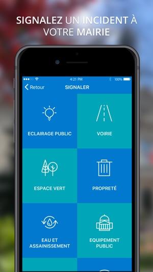 ville de montreal stationnement application iphone
