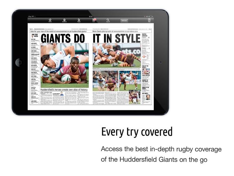 Huddersfield Examiner (iPad)