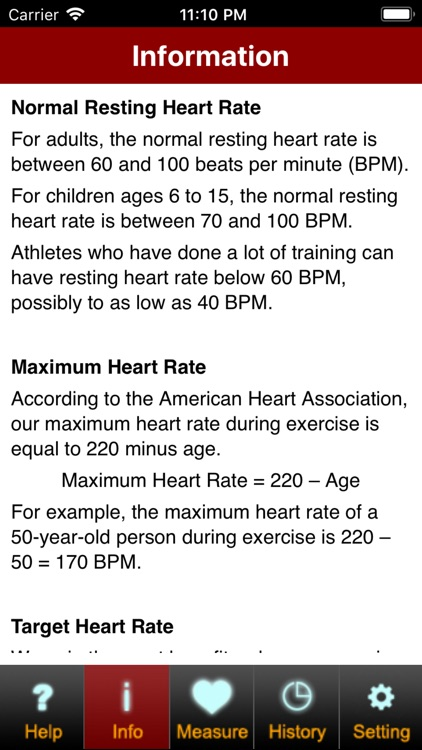 Facial Heart Rate (Free)
