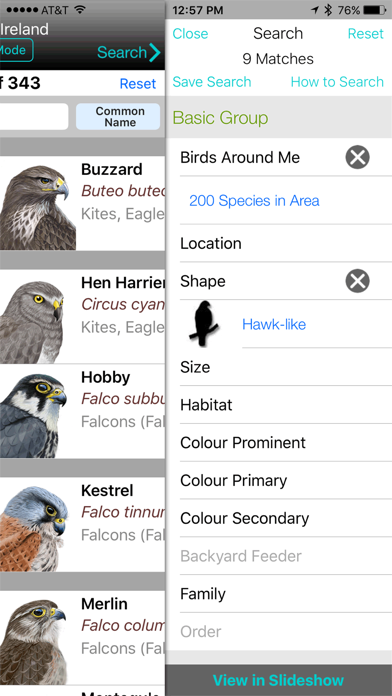 iBird UK Pro Guide to Birdsのおすすめ画像3