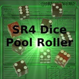 SR4 Dice Pool Roller
