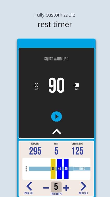 Starting Strength Official screenshot-4