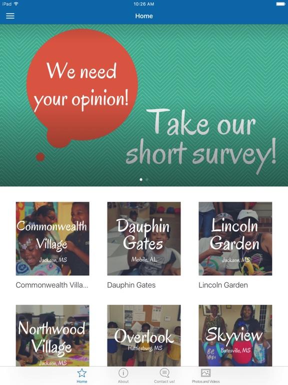 Springboard to Opportunities screenshot 4