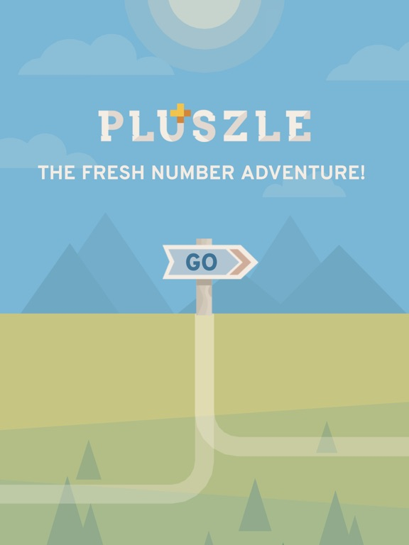 Pluszle: Brain Logic Game на iPad