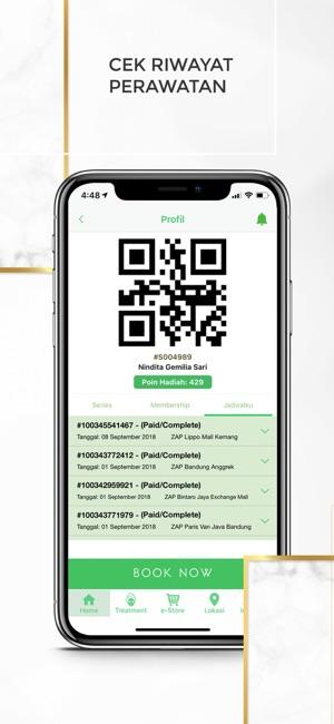 Zap App Store Da