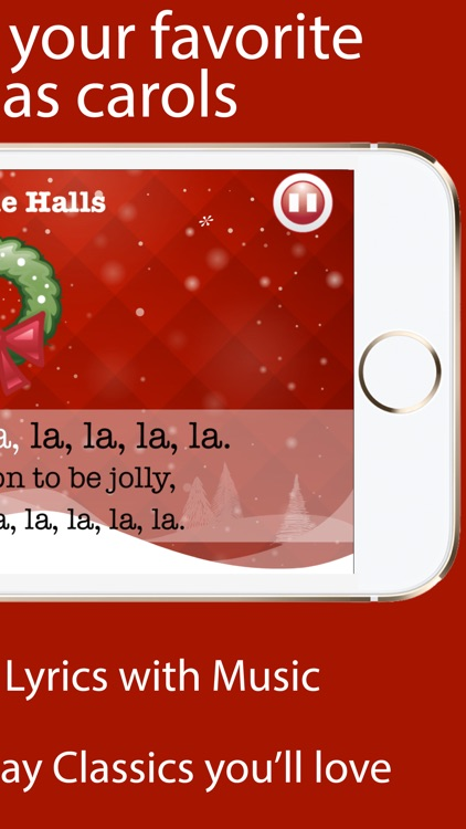 Sing Along Christmas Carols