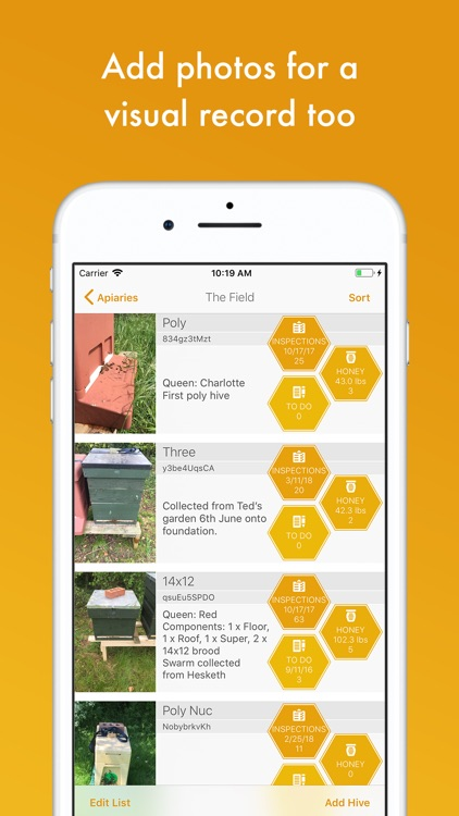 BeePlus Beekeeping Manager screenshot-2