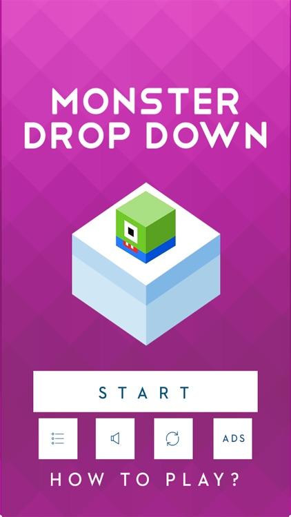 Monster Drop Down