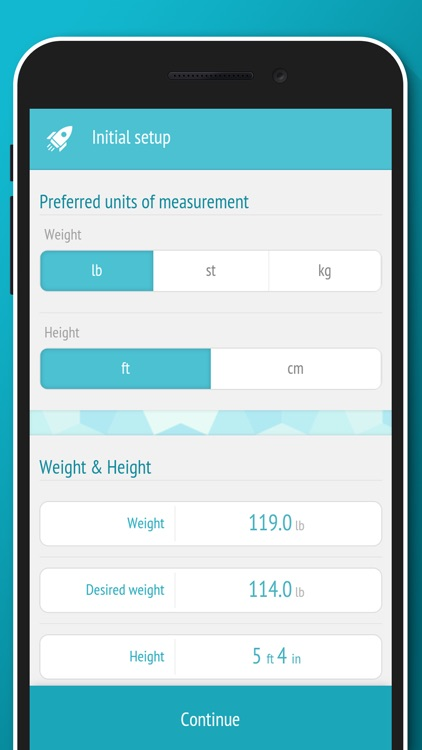 Weight loss tracker - BMI screenshot-4