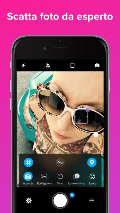 Screenshot for Camera+ in Italy App Store