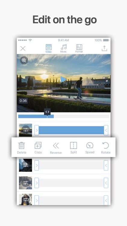 Filmr - Easy Video Editing