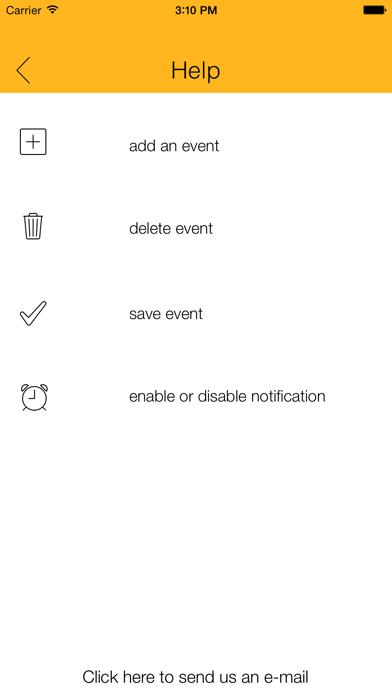Days Until - Live CountdownScreenshot of 2
