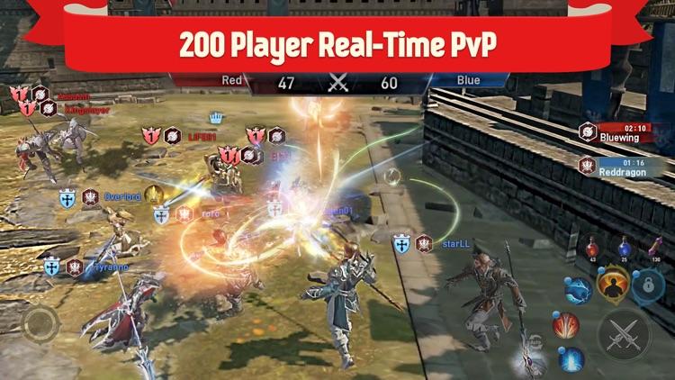 Lineage 2: Revolution screenshot-3