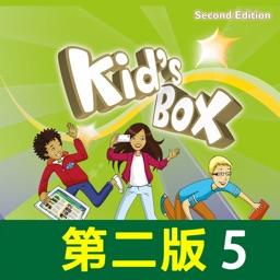 Kid's Box 剑桥少儿英语5