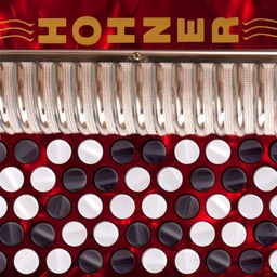 Hohner Chromatic Accordion