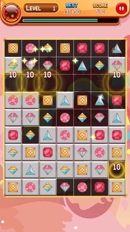 Jewel Puzzle Funny screenshot-5