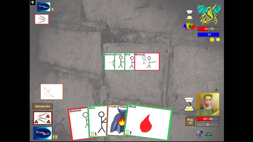 Dream Quest App 截图