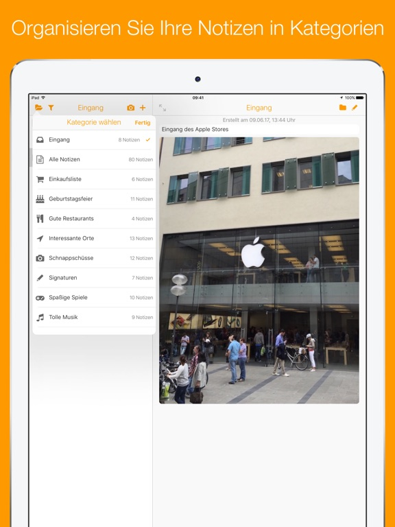 SnipNotes Screenshot