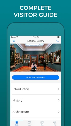 National Gallery London Map.National Gallery London Guide And Maps On The App Store