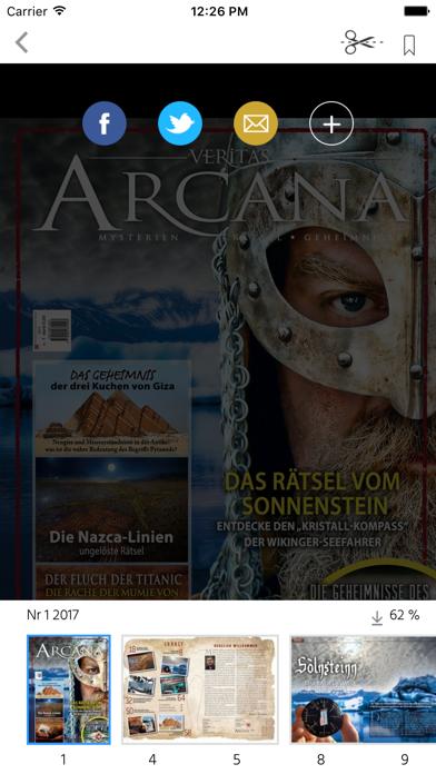 Veritas Arcana DE screenshot 2