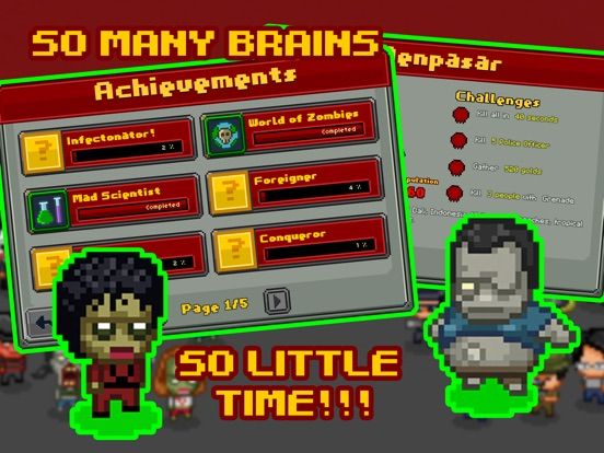 Screenshot #5 for Infectonator