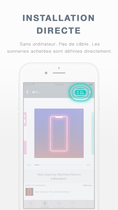 download TUUNES™: Sonneries pour iPhone apps 2