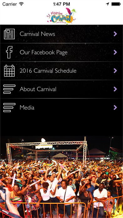 St. Maarten Carnival screenshot one
