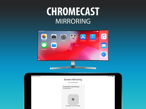 TV Mirror+ for Chromecast screenshot 2