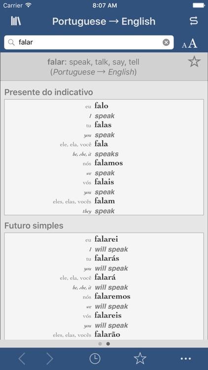 Collins Portuguese-English