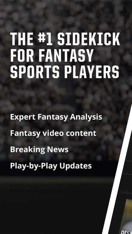 DK Live - Fantasy Sports News screenshot-0